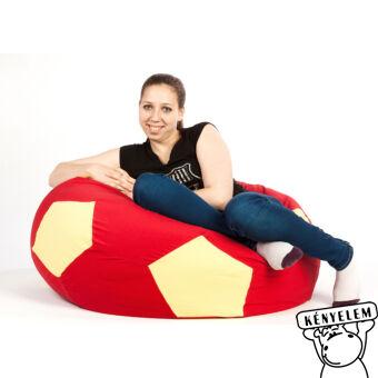 XL -es foci babzsák fotel